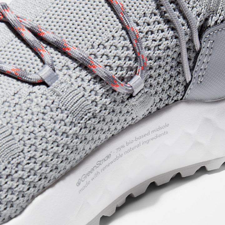Solar Wave Sneaker für Herren in Grau-
