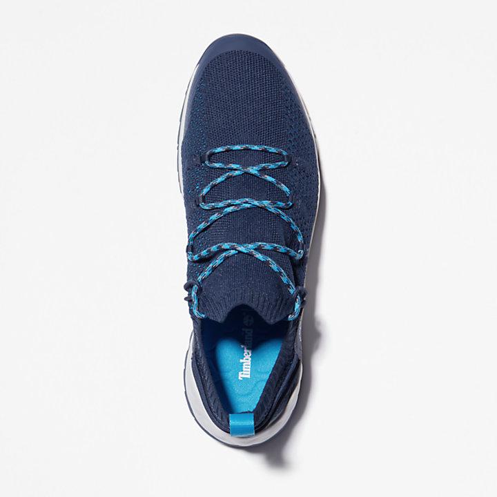 Zapatilla Solar Wave para Hombre en azul marino-