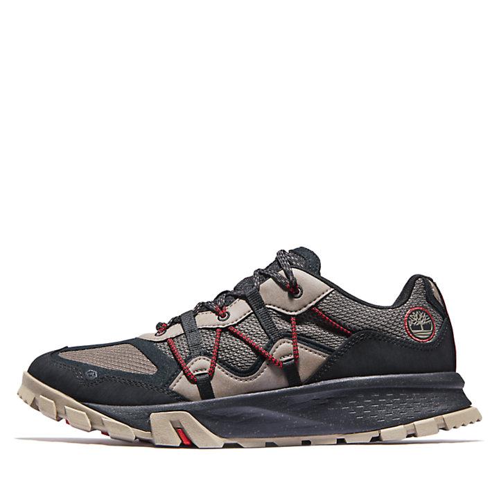 Garrison Trail Hiking Shoe for Men in Grey-