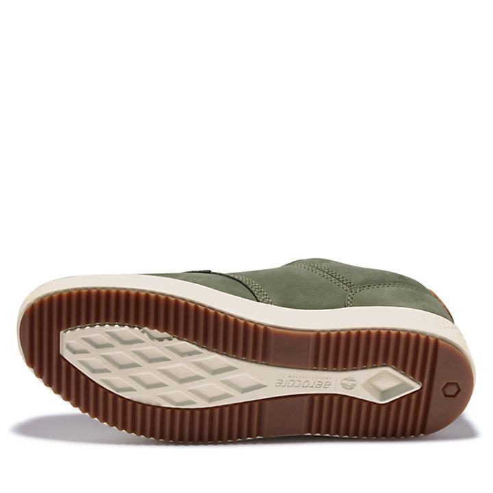 Basket CityRoam Cupsole pour homme en vert-