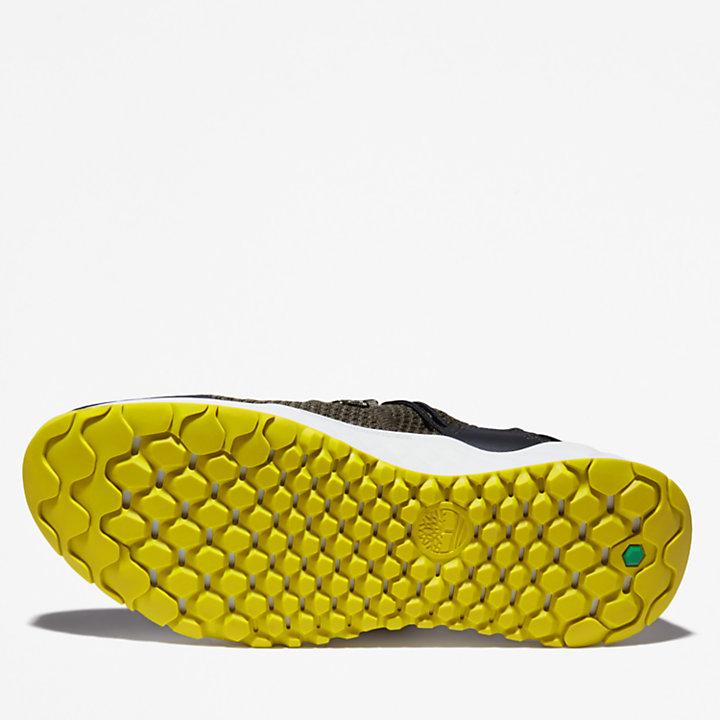 Zapatilla Solar Wave para Hombre en verde-