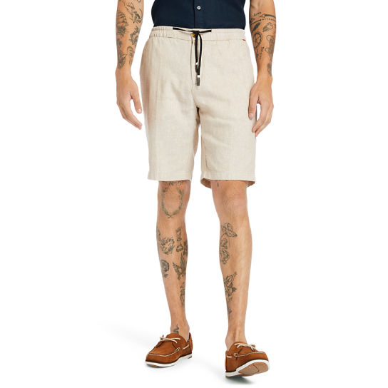 Squam Lake Summer Shorts for Men in Beige | Timberland