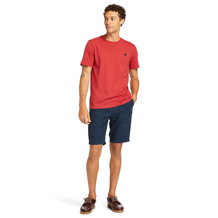 Squam Lake Summer Shorts for Men in Navy-
