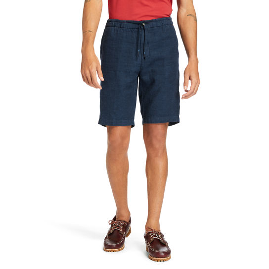 Squam Lake Summer Shorts for Men in Navy | Timberland