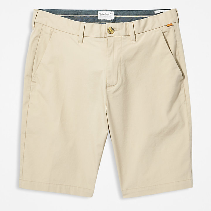 Shorts Leggeri da Uomo Squam Lake in beige-