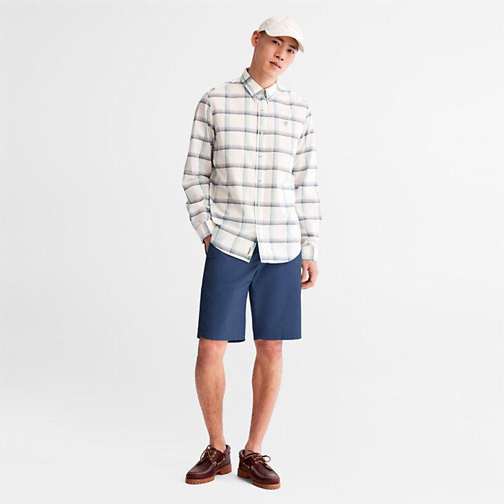 Squam Lake Lightweight Shorts for Men in Dark Blue-