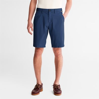 Squam+Lake+Lightweight+Shorts+for+Men+in+Dark+Blue