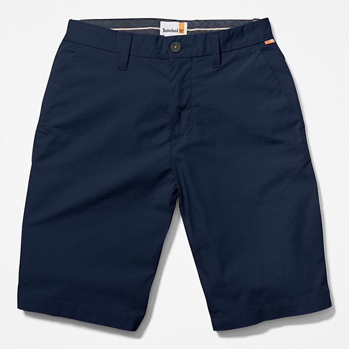 Squam Lake Lightweight Shorts for Men in Navy-