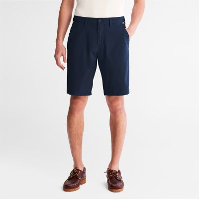 Squam+Lake+Lightweight+Shorts+for+Men+in+Navy