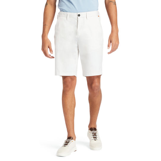 Squam Lake Lightweight Shorts for Men in Cream | Timberland