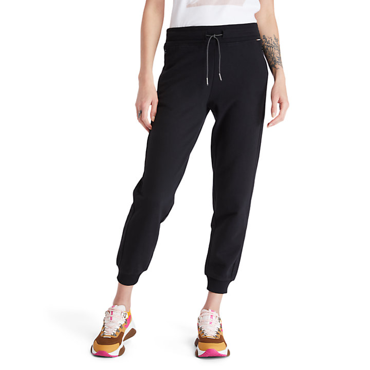 Comfort Sweatpants for Women in Black-