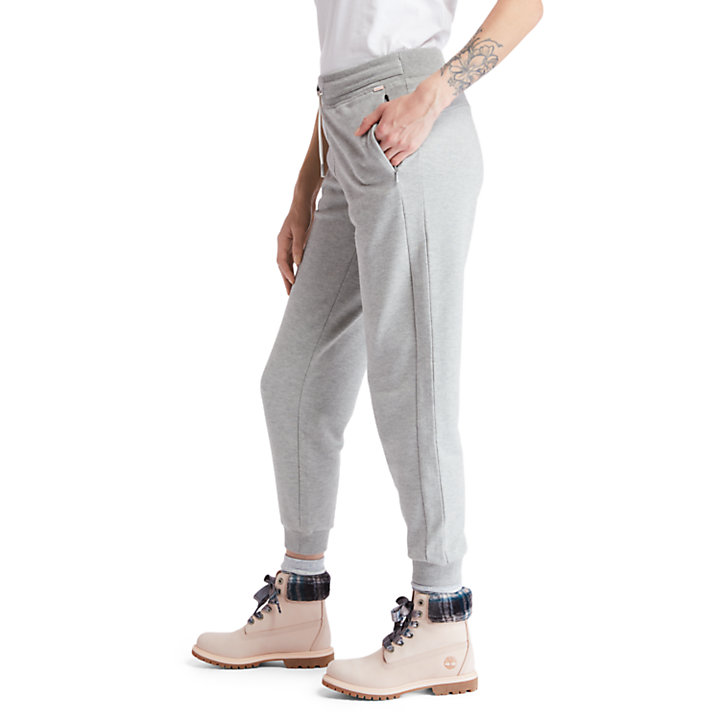 Pantalón de chándal Comfort para Mujer en gris-