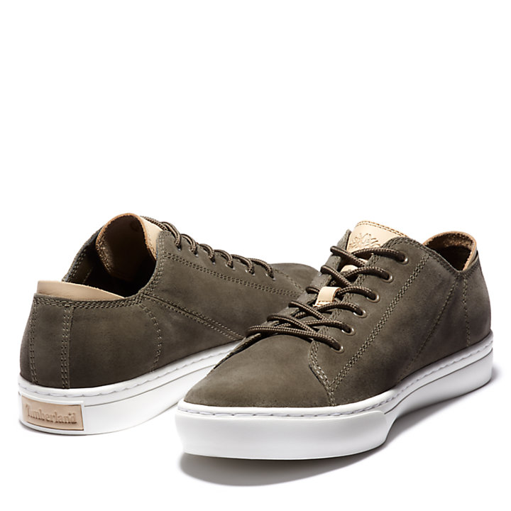 Adventure 2.0 Cupsole Oxford for Men in Green or Greige or Brown or Grey-