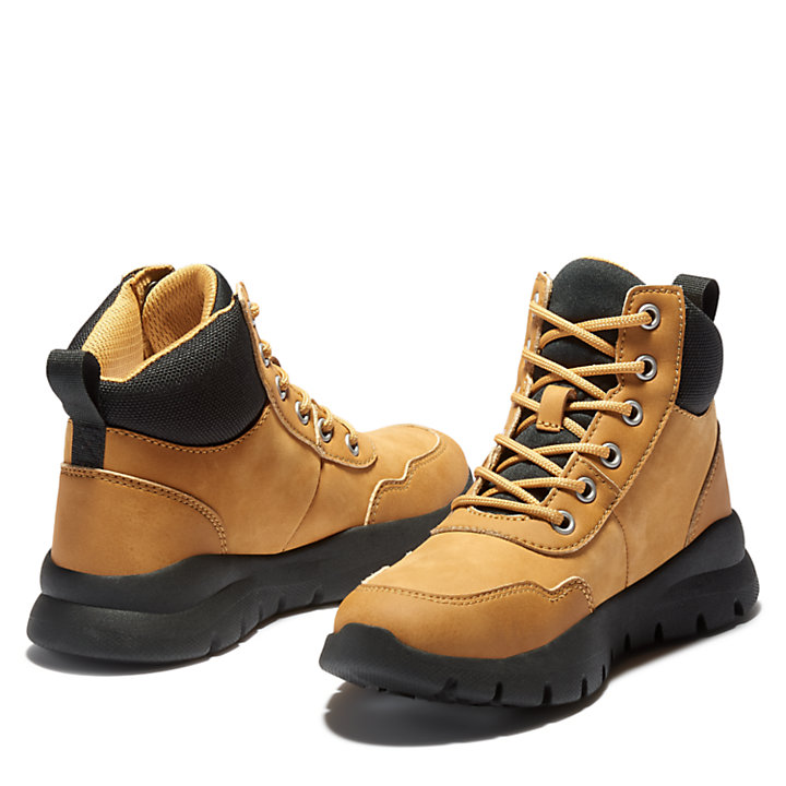 Junior Boroughs Project Sneaker Boots in Yellow-