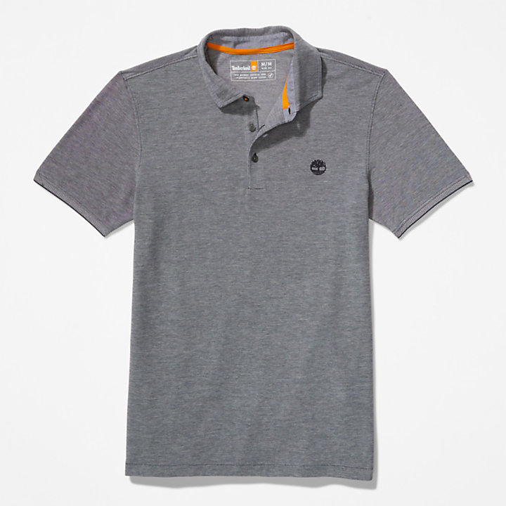 Baboosic Brook Polo Shirt for Men in Navy-