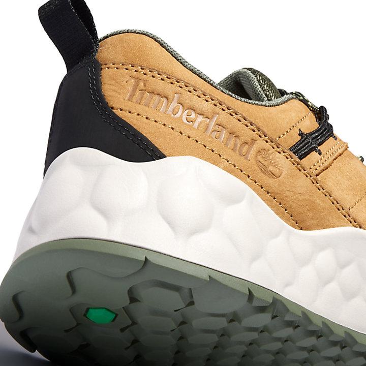 Solar Wave GreenStride™ Sneaker für Herren in Gelb-