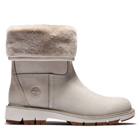 Lucia Way Winter Boot for Women in Beige | Timberland
