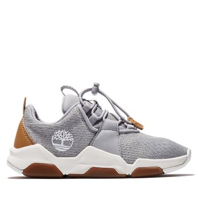 Zapatilla+Earth+Rally+para+Ni%C3%B1o+%28de+30%2C5+a+35%29+en+gris