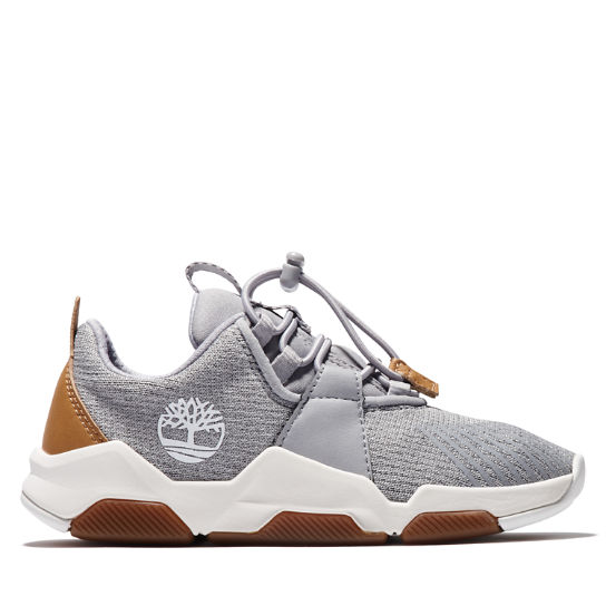 Earth Rally Sneaker für Kinder in Grau | Timberland