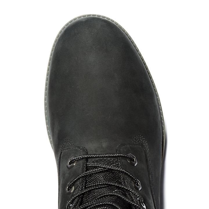 6-Inch Premium Boot pour homme en noir-