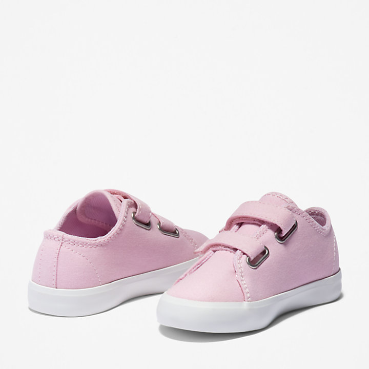 Newport Bay 2-Strap Trainer for Toddler in Pink-