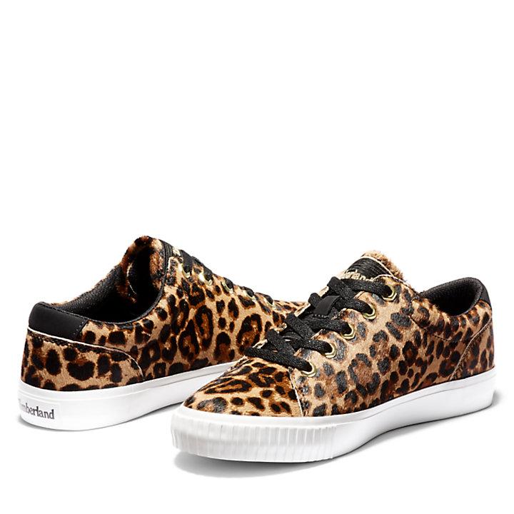 Skyla Bay Sneaker voor dames in bruin-