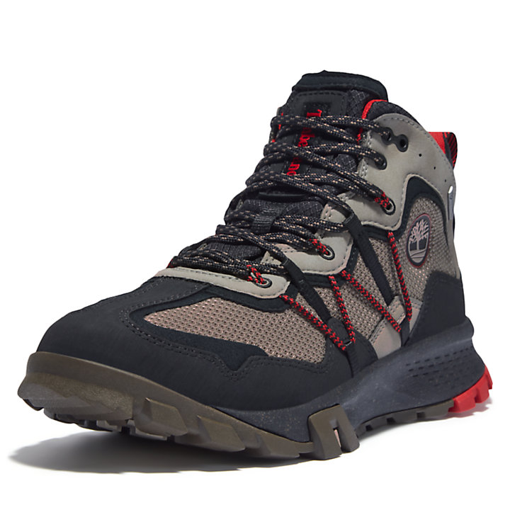 Garrison Trail Hiker for Men in Grey-