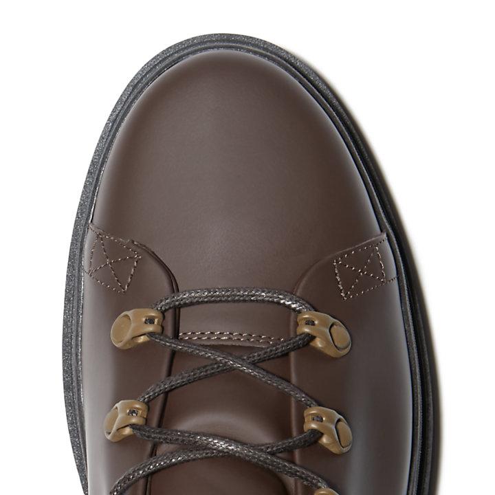Chaussure de randonnée CC Boulevard pour homme en marron foncé-