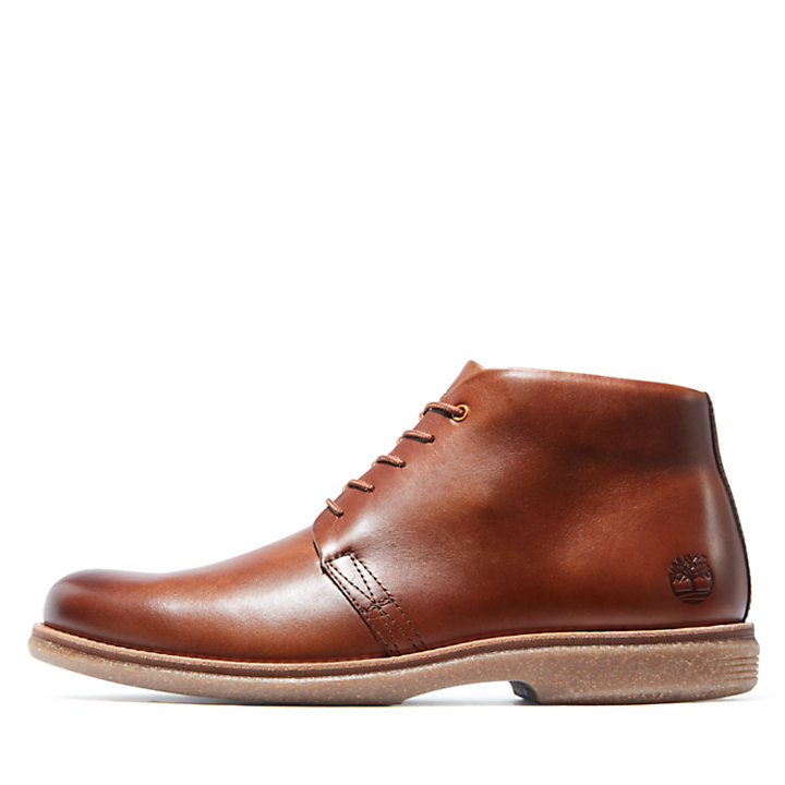 City Groove Chukka for Men in Brown-