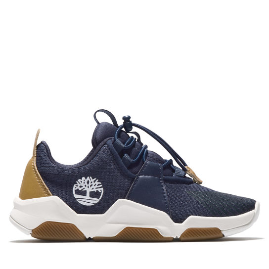 Earth Rally Oxford for Junior in Navy | Timberland