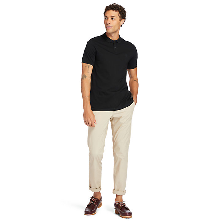 Chino stretch Squam Lake pour homme en beige-