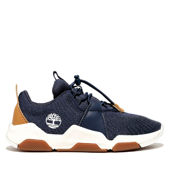 Earth Rally Sneaker for Toddler in Navy | Timberland