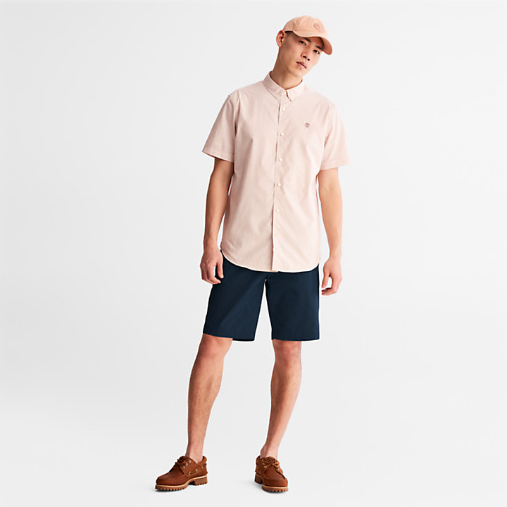 Short stretch Squam Lake pour homme en bleu marine-