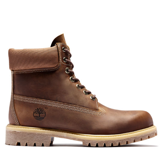 Timberland® Premium 6 Inch Boot in Brown | Timberland