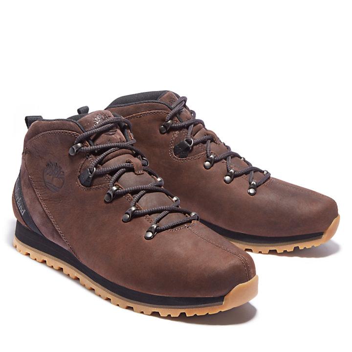 Scarpa da Hiking da Uomo Bartlett Ridge Mid in marrone scuro-