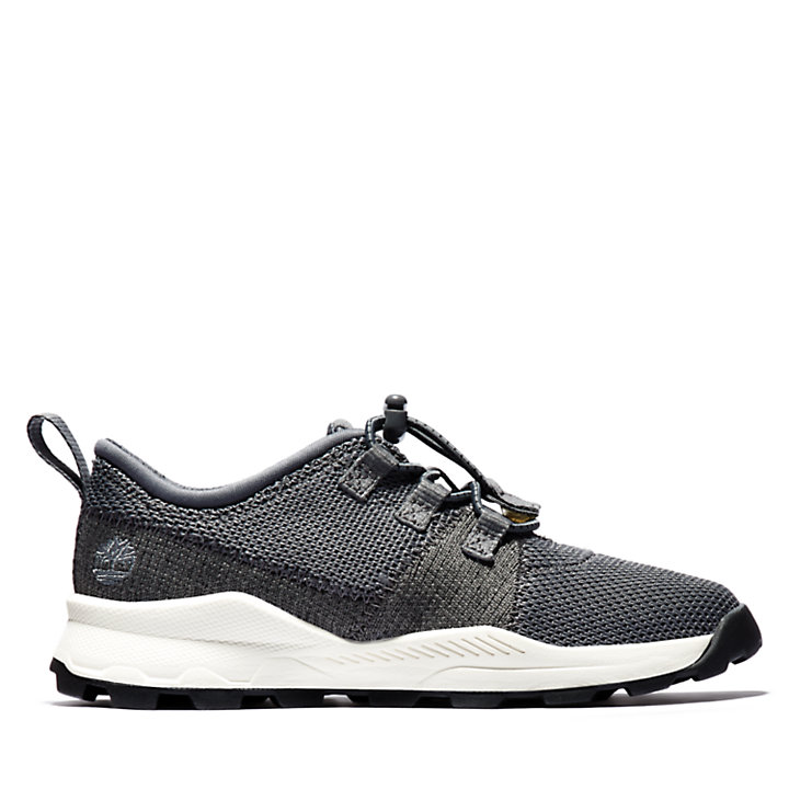 Brooklyn Sneaker for Junior in Grey-