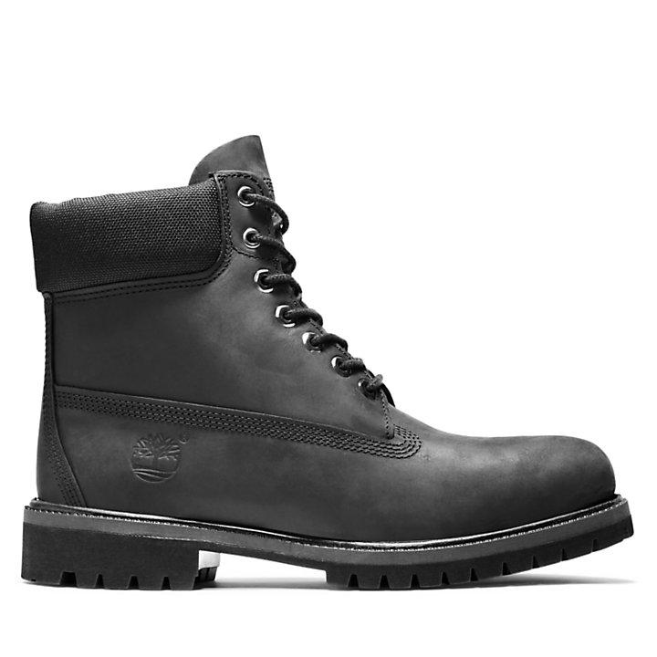 Timberland® Premium 6 Inch Boot in Black Monochrome-