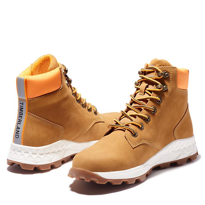 6-Inch Boot Brooklyn pour homme en jaune-