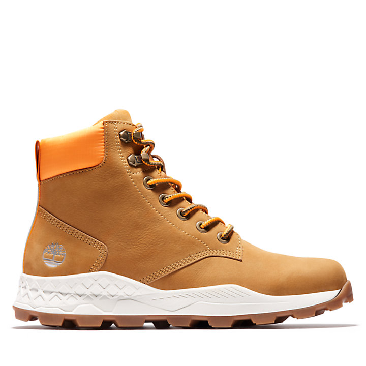 Brooklyn 6 Inch Boot for Men in Yellow-