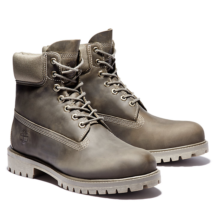 Timberland® Premium 6 Inch Boot in Green-