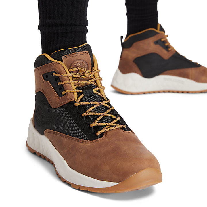 Solar Wave EK+ Boot for Men in Brown-