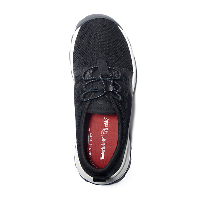 Brooklyn Sneaker for Junior in Black-