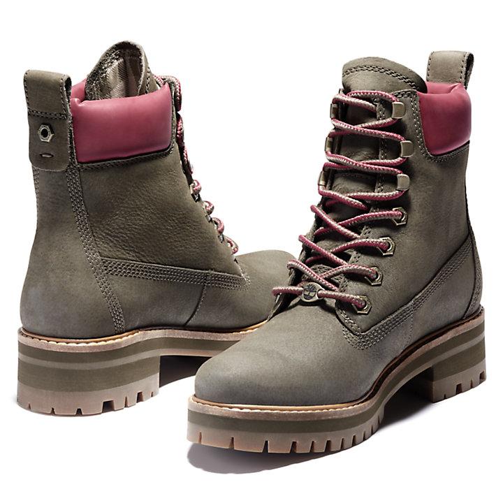 Courmayeur Valley Boot voor Dames in groen-