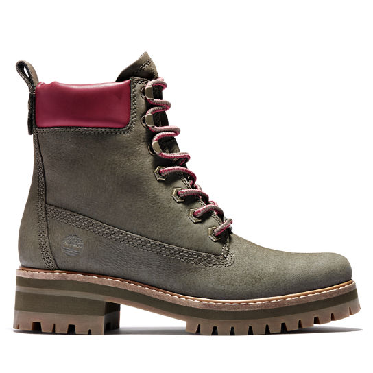 Stivaletto da Donna Courmayeur Valley in verde | Timberland