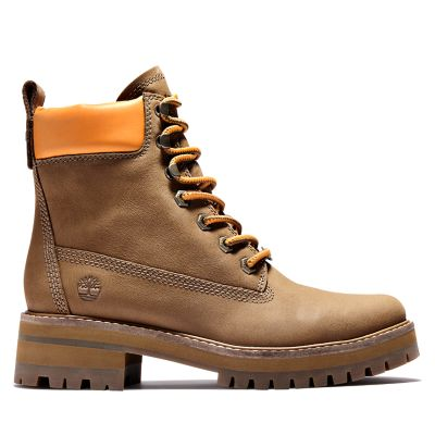 Courmayeur+Valley+Boot+for+Women+in+Brown