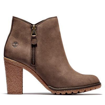 Tillston+Ankle+Boot+for+Women+in+Brown