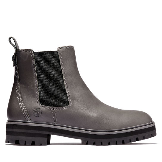 London Square Chelsea Boot for Women in Grey | Timberland