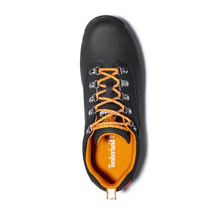 Bota de montaña Euro para hombre en color negro/naranja-