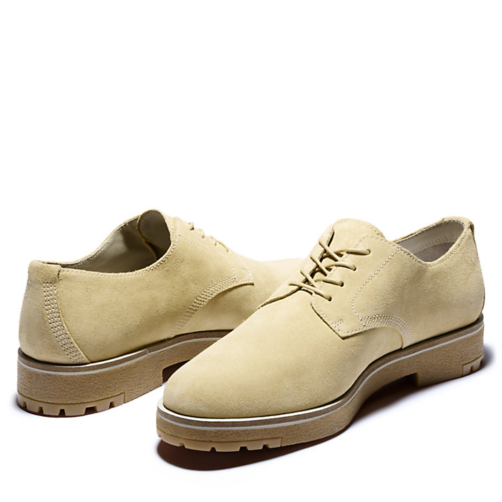Oxford da Uomo Folk Gentleman in beige-