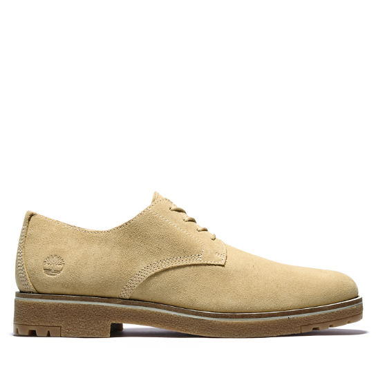 Oxford da Uomo Folk Gentleman in beige | Timberland